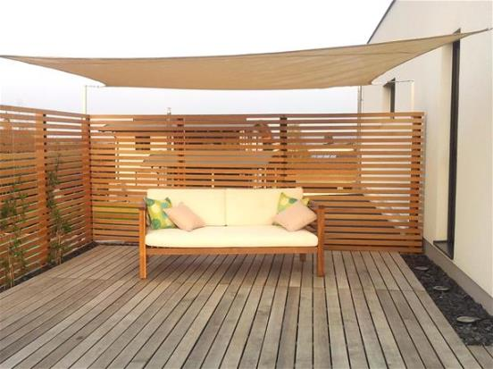 stunning terrassengestaltung mit holz ideas. Black Bedroom Furniture Sets. Home Design Ideas